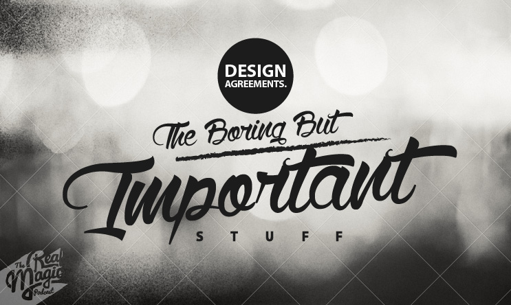 Design Briefs - the Boring but important stuff