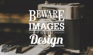 The Real magic Design Podcast Episode 11 - Beware, Get your Images right in design