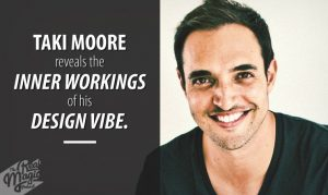 The Real magic Design Podcast Episode 20 - Taki Moore's Design Vibe