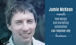 The Real Magic Design Podcast with Guest Jamie MacKean