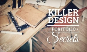 The Real Magic Design Podcast Episode 25 - Killer Design Portfolio Secrets