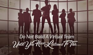 Episode 43 - The Real Magic Graphic Design Podcast - Do Not Build A Virtual Team Until You Have Listened To This